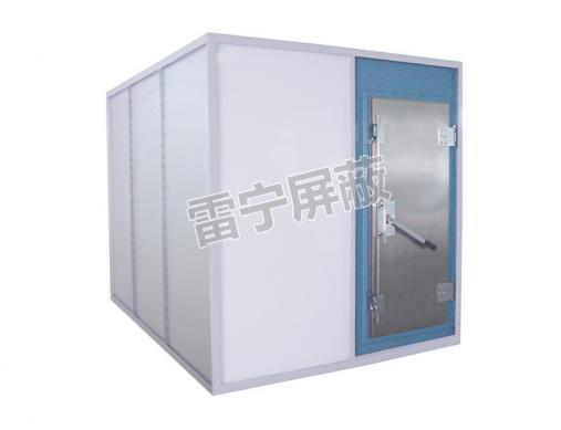 GPQ1型金属板可拆卸式电磁屏蔽室