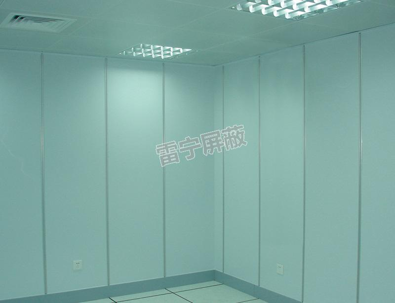 GP1型金属板可拆卸式电磁屏蔽室