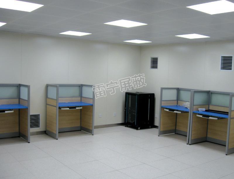 GP6型金属板焊接式电磁屏蔽室