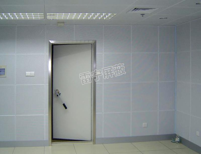 GP6-BMG型焊接式隔音屏蔽室